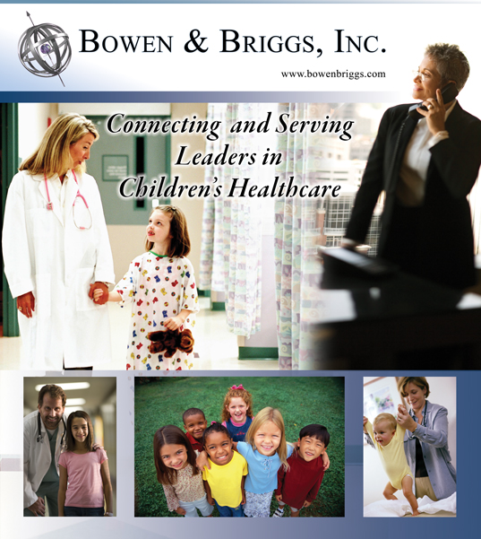 Bowen & Briggs, Inc. display board