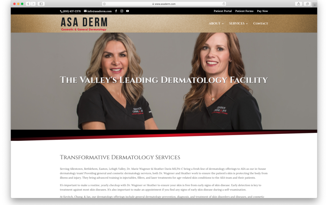 AMM launches ASA Derm
